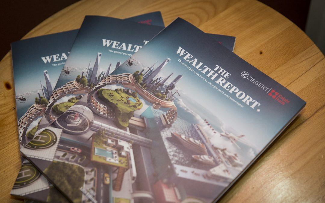Wealth Report Launch